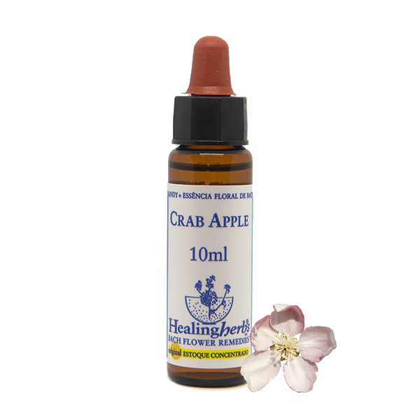 Crab Apple - Floral de Bach Healingherbs 10ml