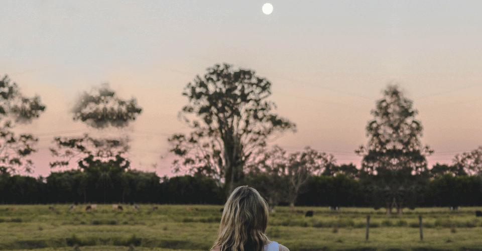 Clematis: Eu vivo sempre no mundo da lua…