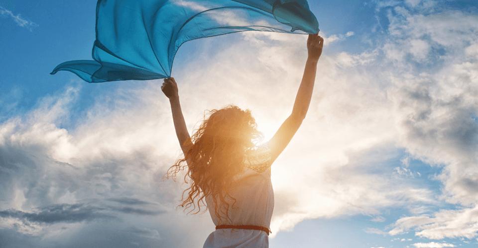 Aromaterapia para suavizar a menopausa