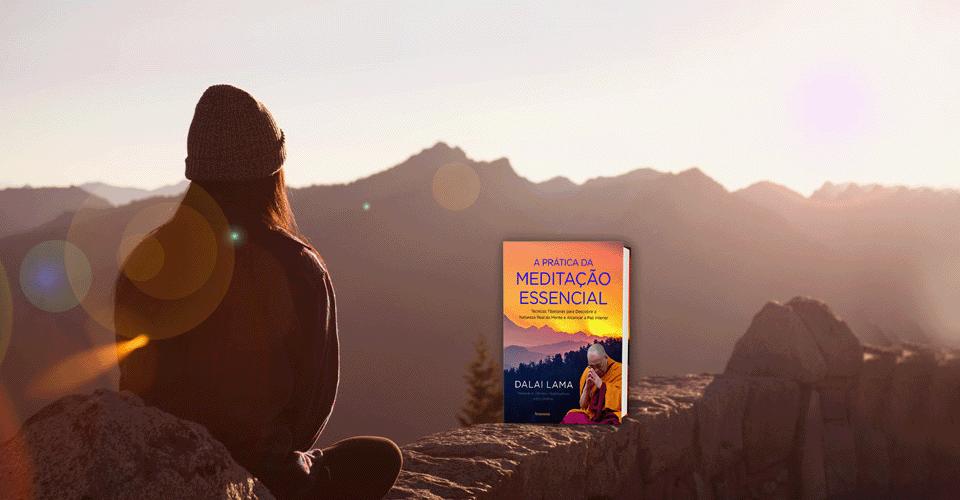 Livro: A prática da meditação essencial