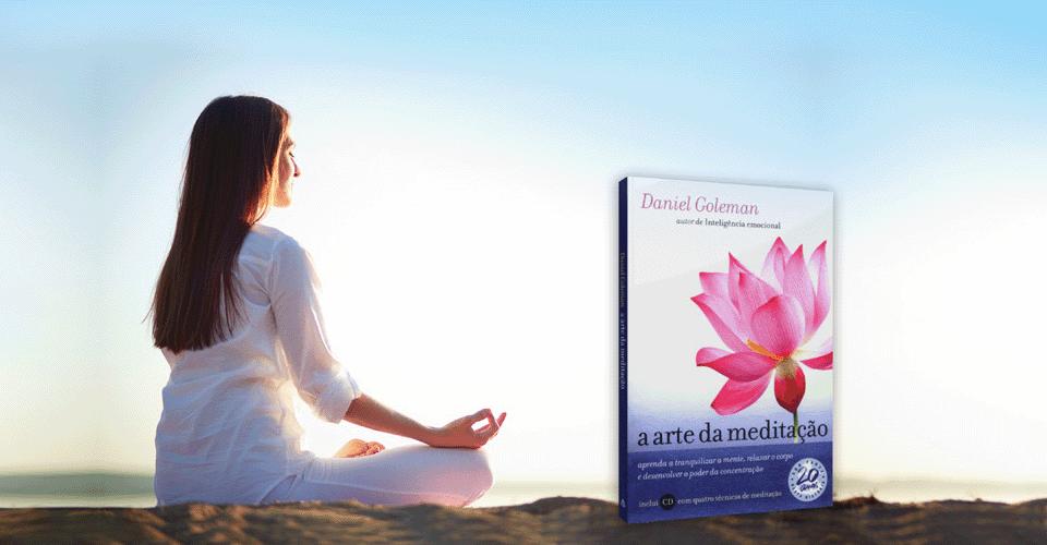 Livro: A arte da meditação