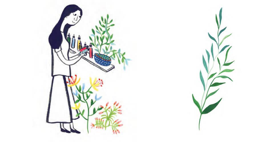 Como escolher os florais de Bach?