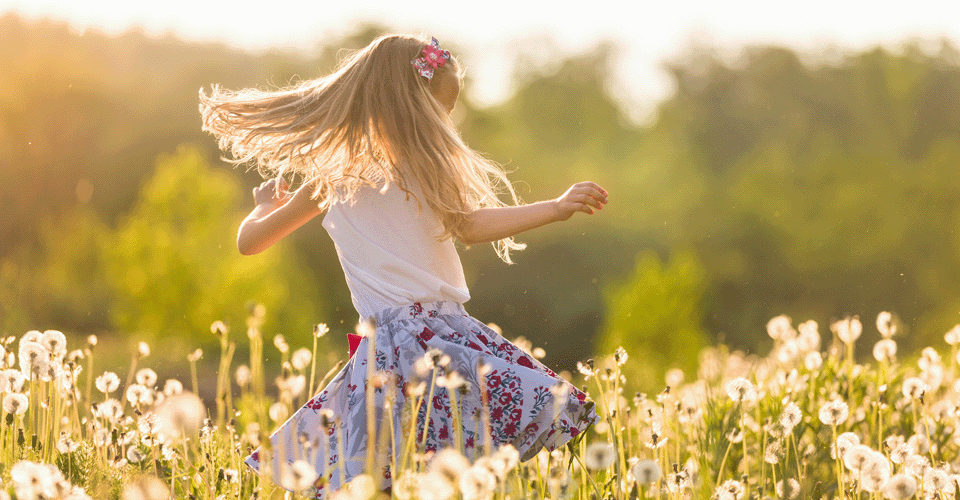 Mais harmonia e saúde para as crianças